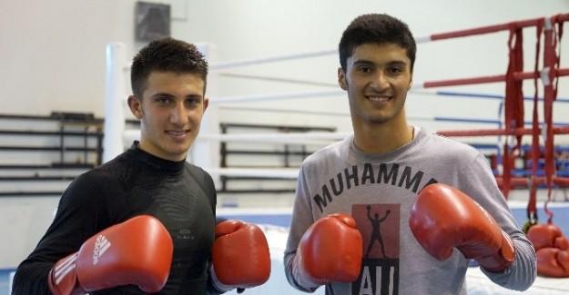 Dünya Gençler Boks Şampiyonası'nda hedef dünya şampiyonluğu