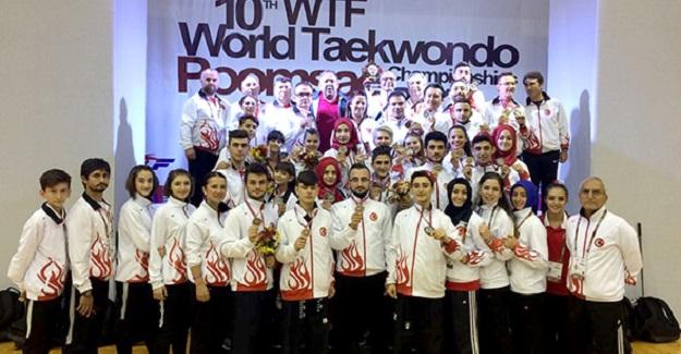 Dünya Şampiyonası'nda Türk Fırtınası