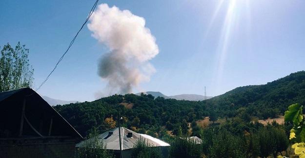 Hain saldırı: 8 asker şehit, 5 asker yaralı
