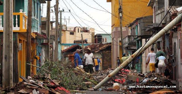 Haiti'yi kasırga vurdu: Ölü sayısı?