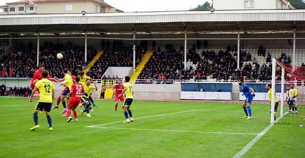 Kastamonuspor 1966 0 - 1 Menemen Belediyespor