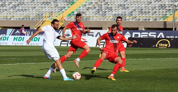 Kastamonuspor 1966 İzmir'den eli boş dönüyor: 2-1