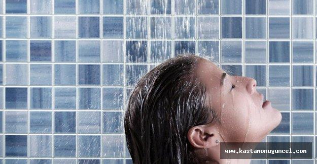 Kışın banyoda 15 dakikadan fazla bulunmayın !