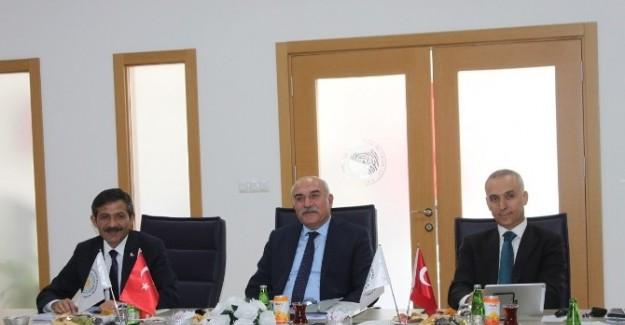KUZKA, Sinop Valisi başkanlığında toplandı