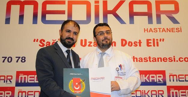 Medikar'dan Kastamonulu gazetecilere indirim