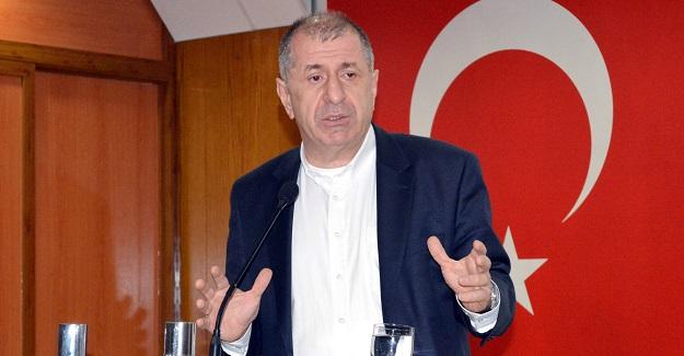 """MHP'li Özdağ'dan """"Darbe ve Terör Kıskacında Bir Türkiye Analizi"""" konferansı"""