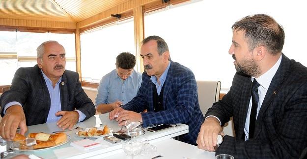 """Şahin:  """"Asıl suçlu yine biz Tosyalılar"""""""