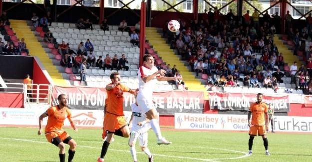 Kastamonuspor 1966 1 - 1 Etimesgut Belediyespor