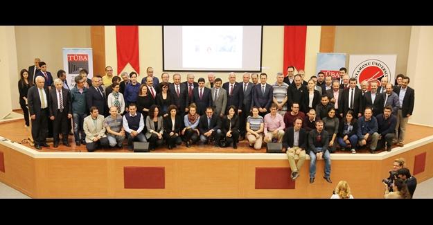 TÜBA-GEBİP toplantısı KÜ'de yapıldı
