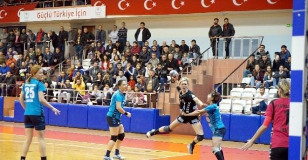Kastamonu Belediyespor: 25 - 20 Muratpaşa Belediyespor