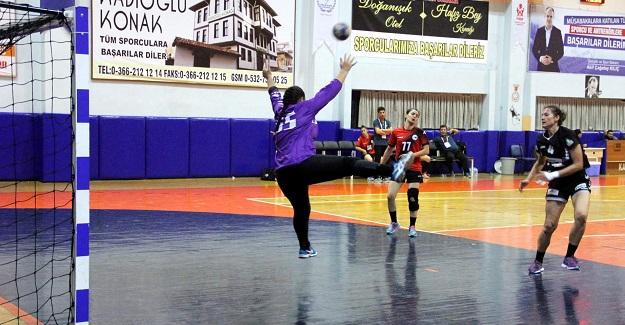Kastamonu Belediyespor 39 - 27 Samsun Gençlik Spor Kulübü