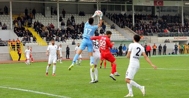 Kastamonuspor 1966 2 -1 Bugsaşspor