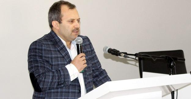 """Uluay: """"Ülkemizin kaderi, AK Parti'nin kaderiyle özleşti"""""""
