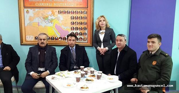 Ahmet Yesevi İlkokulu'nda Z Kütüphane açıldı