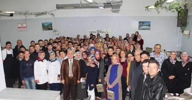 Kemal Uçar Ortaokulu'ndan 'Eğitimde Hedefleri Yükseltme' projesi