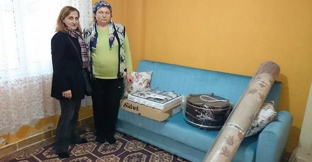 CHP'den sel mağdurlarına yardım