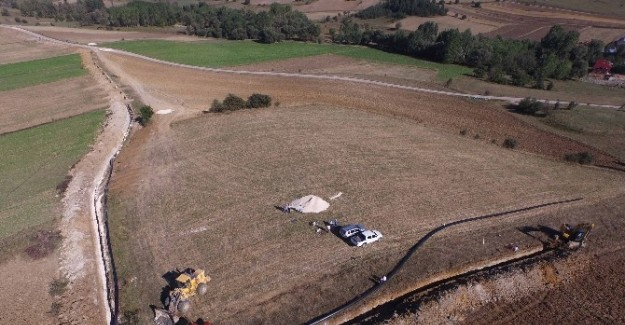 51 bin 280 dekar zirai arazi suyla buluştu