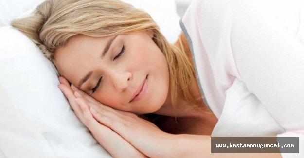 Gece sık uyanmaya dikkat
