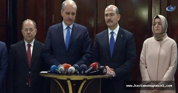 """İçişleri Bakanı Soylu: """"29 şehidimiz, 166 yaralımız var"""""""