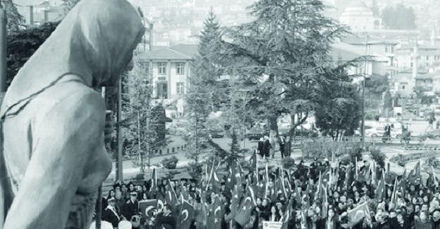 İlk Türk Kadın Mitingi Kutlama Mesajları