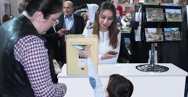 Kastamonu, Çankırı ve Sinop kartpostalları yola çıkıyor