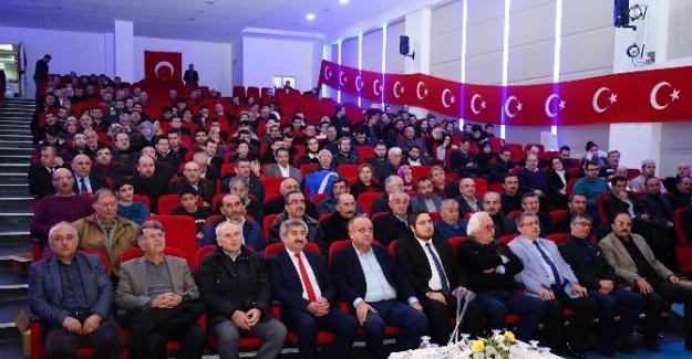 Ak Parti'den konferans