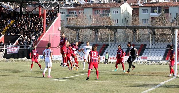 Kastamonuspor1966 1- 1 Niğde Belediyespor