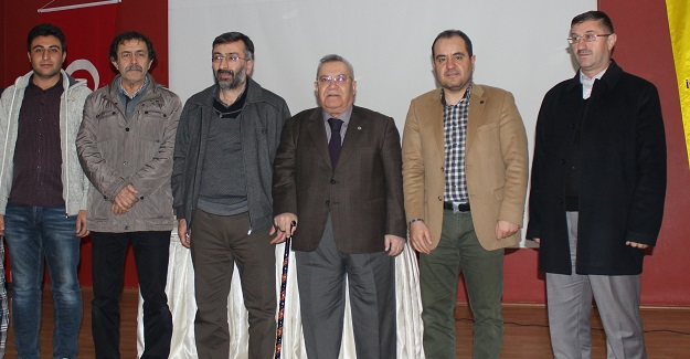 Mehdi Keskin, İlim Yayma'da gençlerle buluştu