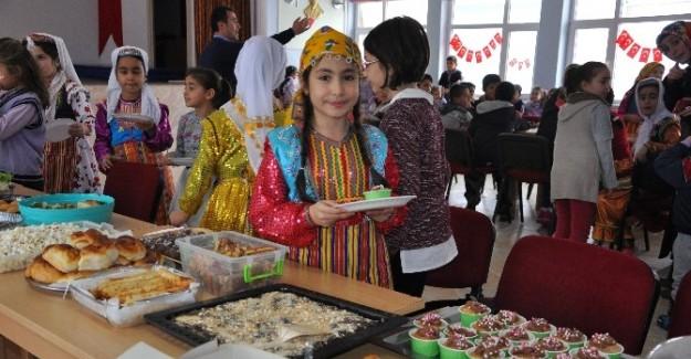 Pınarbaşı'da Yerli Malı Haftası Kara çorba ile kutlandı
