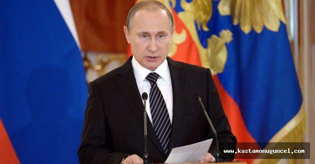 """Putin: """"Suriye'de ateşkes sağlandı"""""""