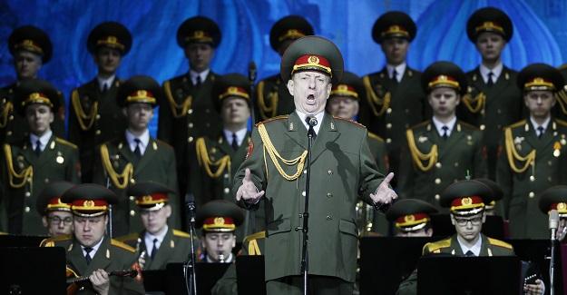 Rusya şokta! Dünyaca ünlü koro da uçaktaydı