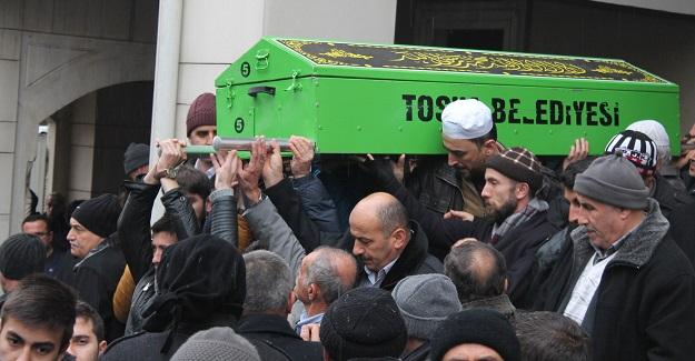 Sinop'taki kazada ölen öğrenci Tosya'da defnedildi