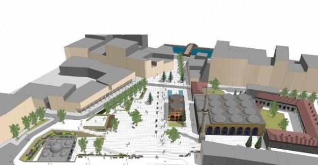 Nasrullah Meydanı projesi, ihaleye çıkıyor