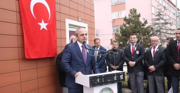 Derneğin Tosya temsilciliği açıldı