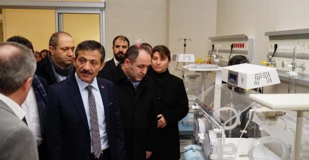 77 yıllık hastane hasreti sona eriyor