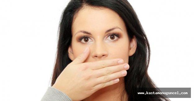Ağız kokusu şeker ve karaciğer hastalığı belirtisi olabilir