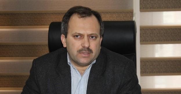 AK Parti İl Başkanı Uluay, kalp krizi geçirdi