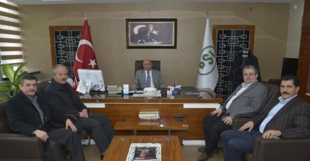 Başkan Namlı'dan DSİ'ye Kırık Barajı teşekkürü