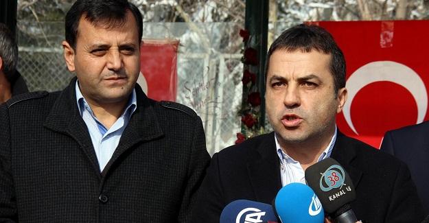 Başkan Satıoğlu, Şehitler Durağını ziyaret etti