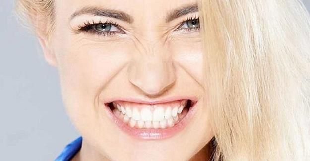 Dişlerinizden gelen sese kulak verin