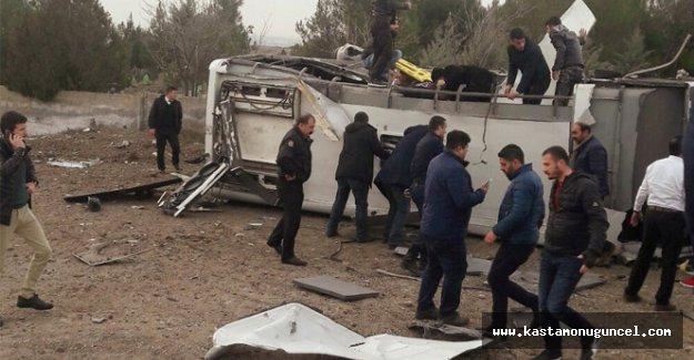 Diyarbakır'da polise alçak saldırı: 4 şehit, 2 yaralı