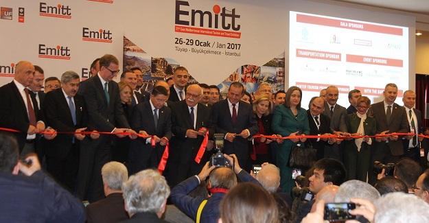 EMITT Turizm Fuarı ziyarete açıldı