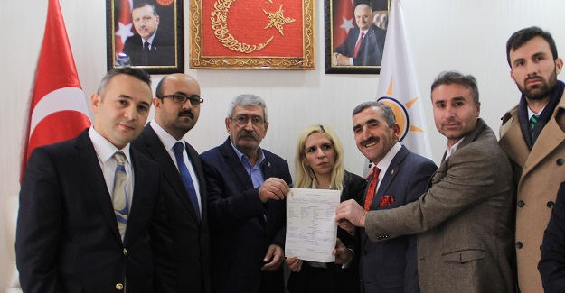 Kardeş Kılıçdaroğlu AK Parti saflarına katıldı
