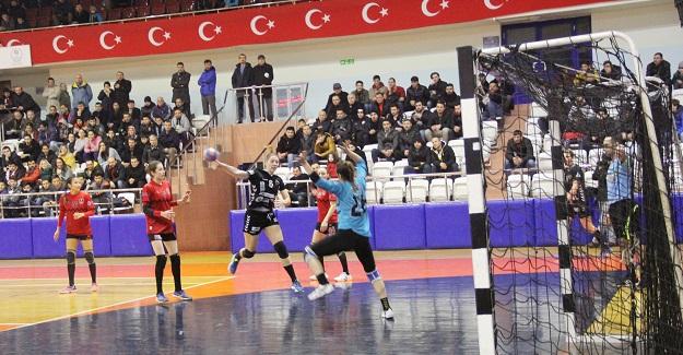 Kastamonu Belediyespor, Eskişehir'i mağlup etti: 38-23