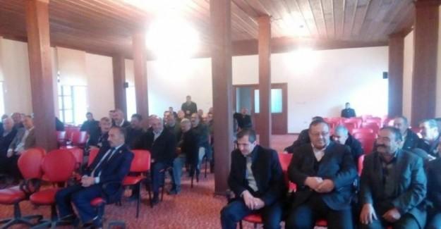 Kastamonu KHGB'nin 2017 bütçesi 1 milyon TL