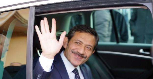 Kastamonu Valisi Mesut Yıldırım, emekliliğe ayrıldı