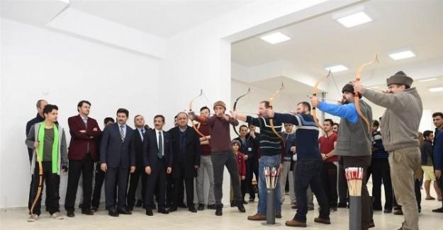 Kastamonu'da geleneksel Türk okçuluğu kursu açıldı