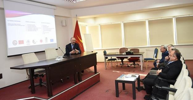 Kastamonu'da hedef Dünya Yaşlı Rehabilite Merkezi haline gelmek