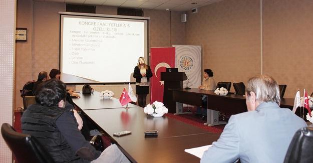Kastamonu'da Kongre ve Fuar Yönetimi Eğitimi başladı