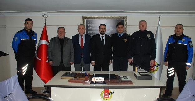"""KGC Başkanı Yılmaz: """"Polisimizin yanındayız"""""""